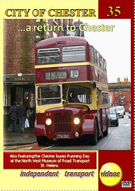 City of Chester 35 ...a return to Chester - Format DVD