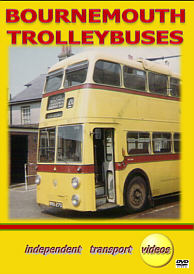 Bournemouth Trolleybuses - Format DVD