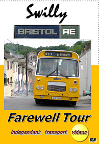 Swilly Bristol RE - Farewell Tour - Format DVD