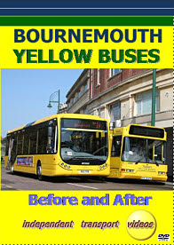 Bournemouth Yellow Buses - Before and After  -  Format DVD