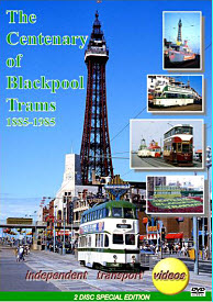 The Centenary of Blackpool Trams 1885-1985  -  Format DVD