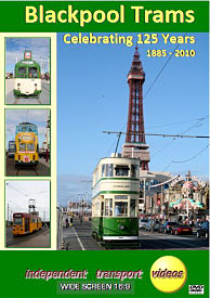 Blackpool Trams Celebrating 125 Years 1885-2010  -  Format DVD