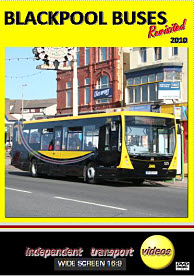 Blackpool Buses Revisited - 2010  -  Format DVD
