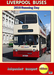 Liverpool Buses 2010 Running Day  -  Format DVD