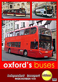 Oxford's Buses  -  Format DVD