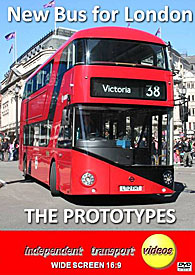 New Bus for London- THE PROTOTYPES