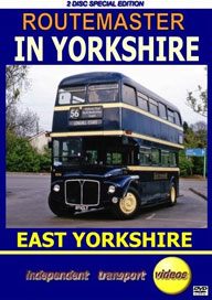Routemaster in Yorkshire - East Yorkshire