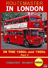 Routemaster in London - 1