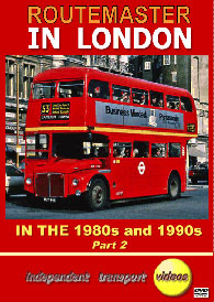 Routemaster in London - 2