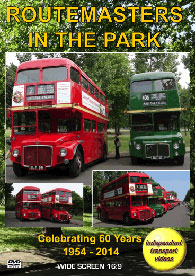 Routemasters in the Park