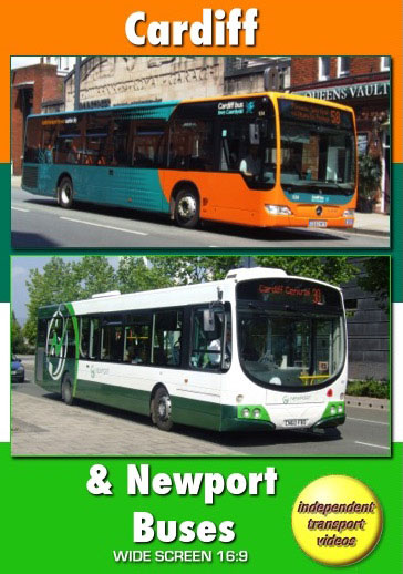 Cardiff & Newport Buses