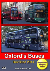 Oxford's Buses Revisited 2014