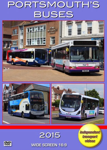 Portsmouth's Buses 2015
