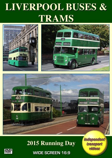 Liverpool Buses & Trams 2015 Running Day