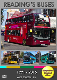 Reading's Buses 1991-2015