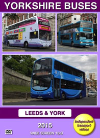 Yorkshire Buses 2015