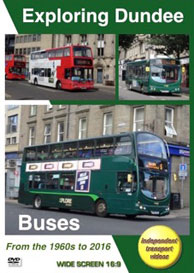 Exploring Dundee Buses