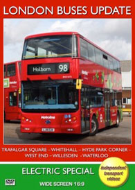 London Buses Update - Electric Special