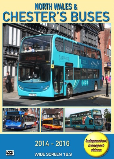 North Wales & Chester's Buses