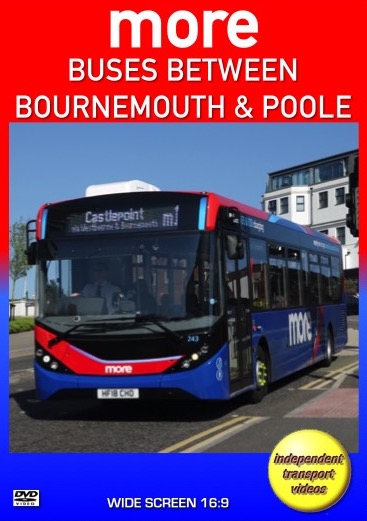 more Buses Between Bournemouth & Poole